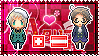APH: Switzerland x Austria Stamp by xioccolate