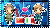 APH: China x North Italy Stamp by xioccolate