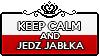 Keep Calm and Jedz jablka by xioccolate