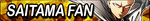 OPM: Saitama Fan Button by xioccolate