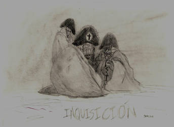 Inquisition by FlanderPoisson1914