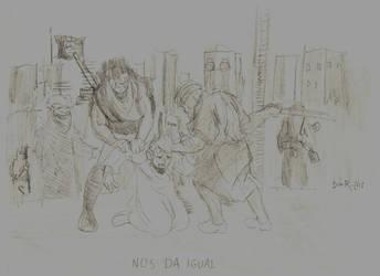 nos da igual by FlanderPoisson1914