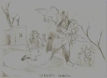 lamentos sordos by FlanderPoisson1914