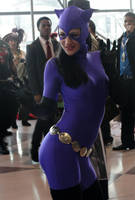 Catwoman - NYCC 2012 by SpideyVille
