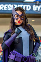 NYCC 2013 - Huntress by SpideyVille