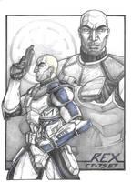 Captain REX by MelHell84