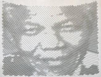 Nelson Mandela by Briant1996