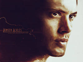 Jensen Ackles by Umiyoshi