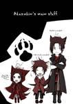 :: Akazukin's main staff :: by VanRah