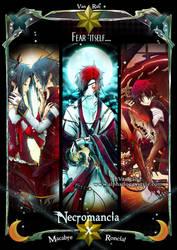 Collective Book + Tarot Cards by VanRah