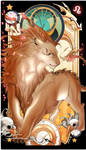 +Zodiac+ The Leo+ by VanRah
