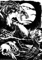 :: Demonic Spirit :: by VanRah