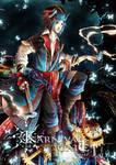 : Karnival Gate chapter 1: cover by VanRah