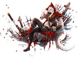 Red Hood by VanRah
