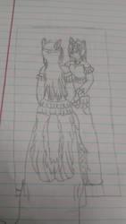 Wedding Dress (GrimmWolf360) by SlickDestro