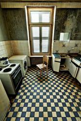 Blue tiles by ZerberuZ