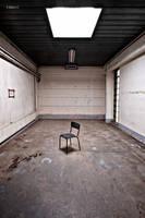 The Black chair by ZerberuZ