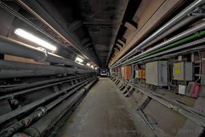 Tunnel by ZerberuZ