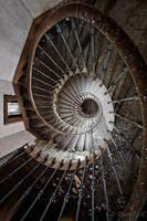 the downward spiral by ZerberuZ