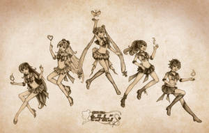 Sailor_Moon_S_by_AkkU by Ak-kU