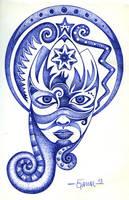 Goddess by Jose-Garel-Alvoeiro