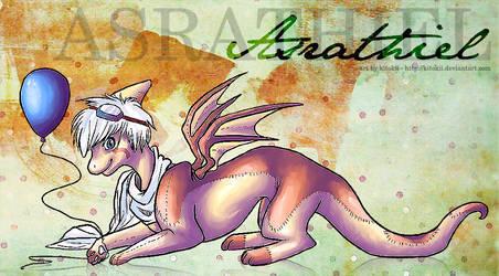090713 Asrathiel by Kitokii