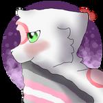 demigirl child - commission by KaraokeKittyKat