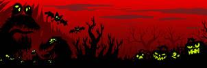 Creepy Landscape by Splapp-me-do