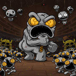 Ultra Greed by Splapp-me-do