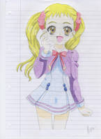 Yes Pretty cure 5 - Urara by LittleViolet-13
