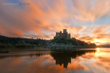 Castle fo Almourol by Rykardo