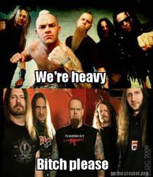 Random metal meme by vgmaster9
