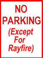 No Parking by Rayfire