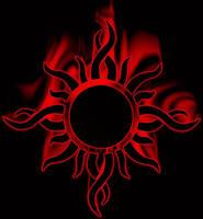 Godsmack Redfire by Rayfire