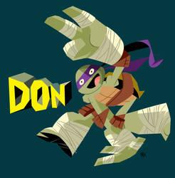 TMNT Donatello by sacks10