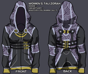 tali hoodie - give me your input! by theredshewolf