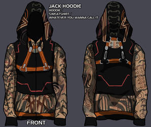 jack hoodie - give me your input! by theredshewolf