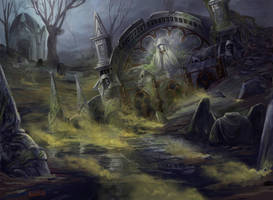 Gaseous Tomb by Steves3511