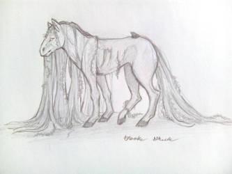 Kelpie by BrokenBrookieCookie