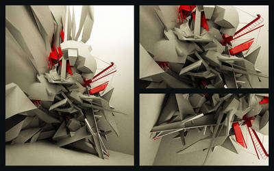 DECONSTRUCTIVISM by momentica-one