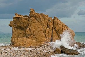 Rock, Water, Air. by MariaCangemi