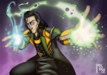 Loki by Mingorance-A