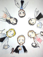 House M.D. - Chibi by Dorotty