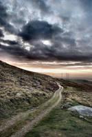A path less travelled.... by Deus-est-femina