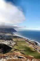 North Wales Coast by Deus-est-femina