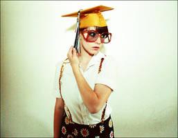 Graduate Five by piratedollie