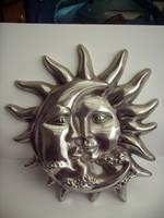 Moon, Sun by ewatkins