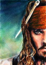 Jack Sparrow by Doodleholic