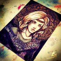 Valkyrie by Doodleholic