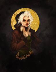 Rogue by Doodleholic